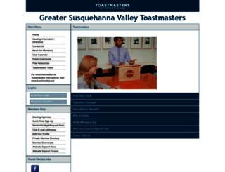 583321.toastmastersclubs.org screenshot