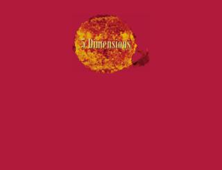 5dimensions.com screenshot