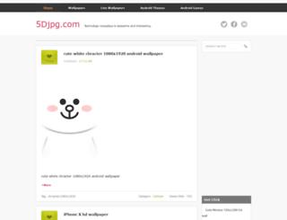 5djpg.com screenshot