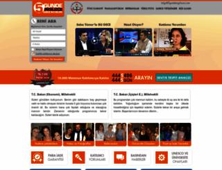 5gundeingilizce.com screenshot