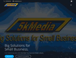 5kmedia.com screenshot