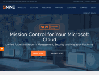 5nineweb.azurewebsites.net screenshot