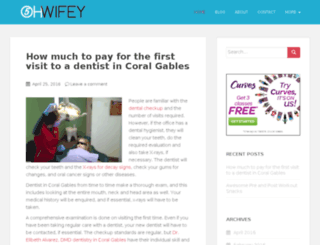 5ohwifey.com screenshot