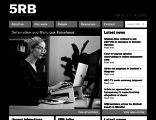 5rb.com screenshot