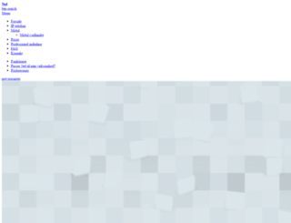 5tel.dk screenshot