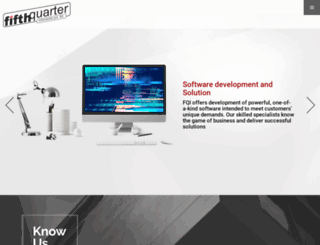 5thquarter.net screenshot