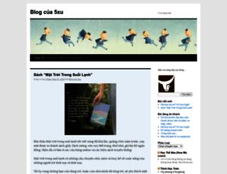 5xublog.org screenshot