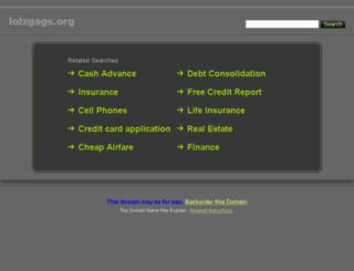 6.lolzgags.org screenshot