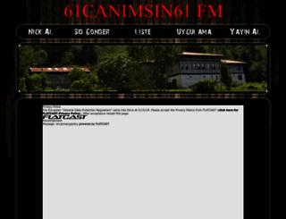 61canimsin61.com screenshot