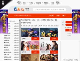 61ux.com screenshot