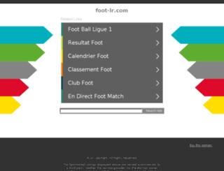 66.foot-lr.com screenshot