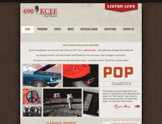 690kcee.com screenshot