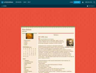6anna.livejournal.com screenshot