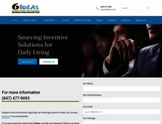 6ideas.com screenshot
