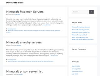 6minecraftmods.net screenshot