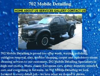 702mobiledetailing.com screenshot