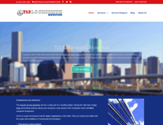 713locksmith.com screenshot