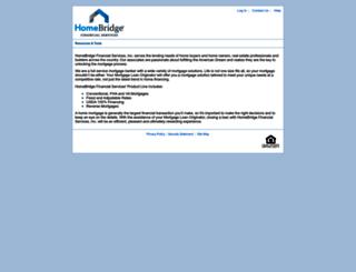 7356432454.mortgage-application.net screenshot