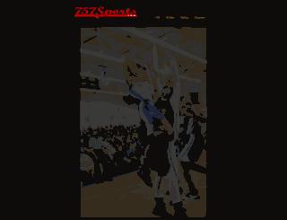 757sports.com screenshot