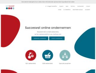 760200.mijnwinkel.nl screenshot