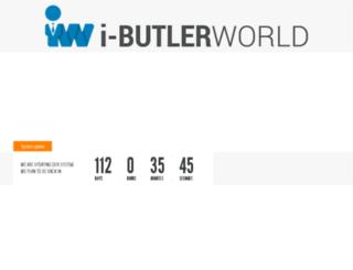 777.i-butler-world.com screenshot