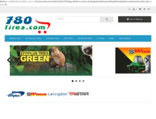 780tires.com screenshot