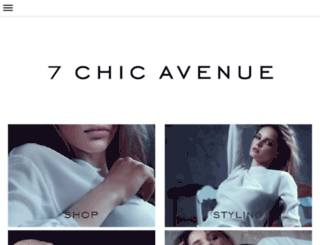 7chicavenue.com screenshot
