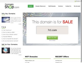 7cl.com screenshot