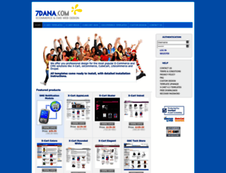 7dana.com screenshot