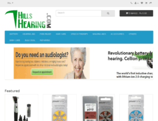 7hillshearing.com screenshot