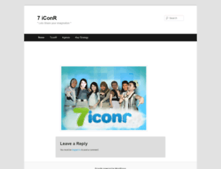 7iconr.ilearning.me screenshot