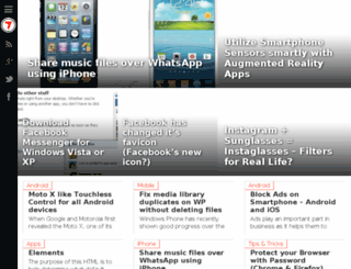 7labsdemo.heypub.com screenshot