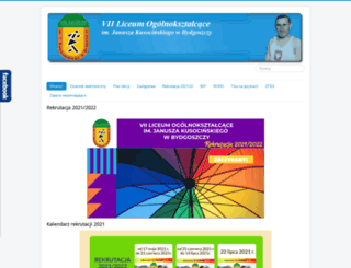 7lo.bydgoszcz.pl screenshot