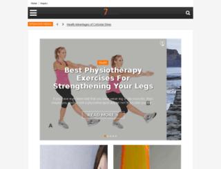 7minutemuscle.com screenshot