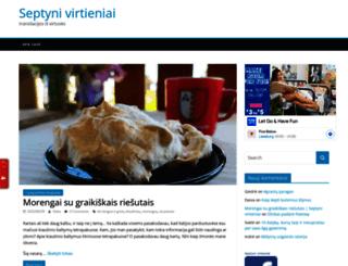 7ravioli.com screenshot