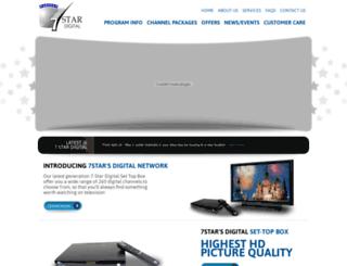 7starnetworks.com screenshot