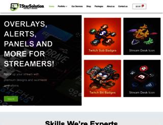 7starsolution.com screenshot