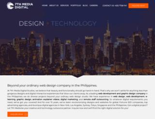 7th-media.com screenshot