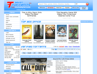 7tproxy.com screenshot