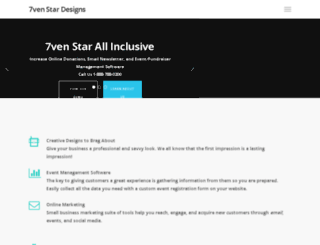7venstardesigns.com screenshot