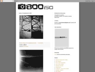 800iso.blogspot.com.es screenshot