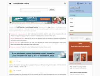 800notes.com screenshot