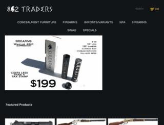802traders.com screenshot