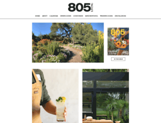 805living.com screenshot
