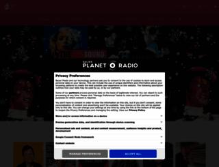 80s.freeradioplayer.co.uk screenshot