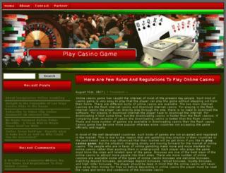 85play.org screenshot