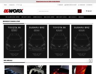 86worx.com screenshot