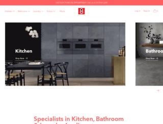 8appliances.com.au screenshot