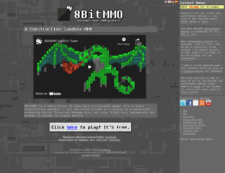 8bitmmo.com screenshot