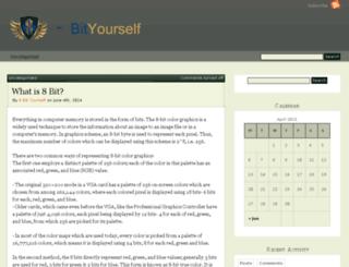 8bityourself.com screenshot